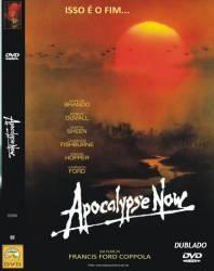 DVD APOCALYPSE NOW - GUERRA - DUBLADO