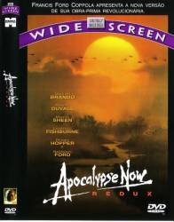 DVD APOCALYPSE NOW - LEGENDADO