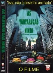 DVD AS TARTARUGAS NINJA