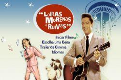 DVD ELVIS - LOIRAS, MORENAS E RUIVAS