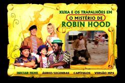 DVD OS TRAPALHOES EM O MISTERIO DE ROBIN HOOD