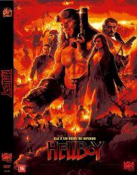DVD HELLBOY - 2019