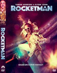 DVD ROCKETMAN - TARON EGERTON