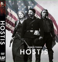 DVD HOSTIS - HOSTILES