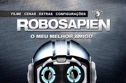 DVD ROBOSAPIEN - O MEU MELHOR AMIGO