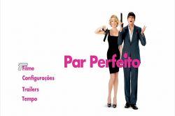 DVD PAR PERFEITO - TOM SELLECK