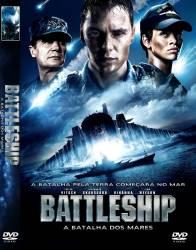 DVD BATTLESHIP - A BATALHA DOS MARES