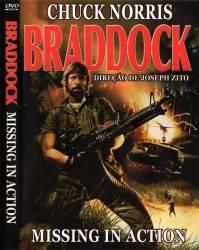DVD BRADDOCK 1 - O SUPER COMANDO