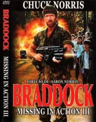 DVD BRADDOCK 3 - O RESGATE