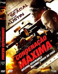 DVD CONDENAÇAO MAXIMA - STEVEN SEAGAL