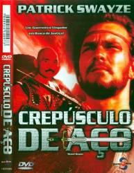 DVD CREPUSCULO DE AÇO - DUBLADO