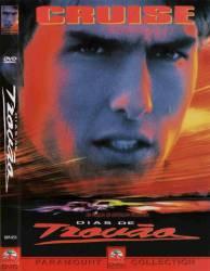 DVD DIAS DE TROVAO - TOM CRUISE - DUBLADO
