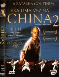 DVD ERA UMA VEZ NA CHINA 2 - JET LI