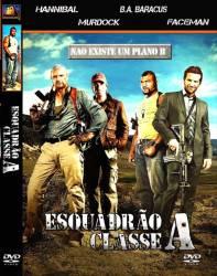 DVD ESQUADRÃO CLASSE A - 2010