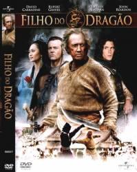 DVD FILHO DO DRAGAO