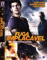 DVD FUGA IMPLACÁVEL