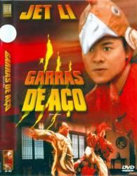 DVD GARRAS DE AÇO - JET LI