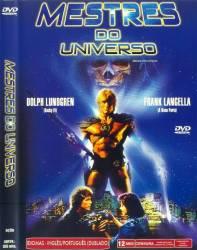 DVD HE-MAN - E OS MESTRES DO UNIVERSO