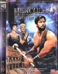 DVD HERCULES E A CONQUISTA DA ATLÂNTIDA