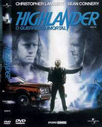 DVD HIGHLANDER - O GUERREIRO IMORTAL