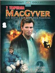 DVD MACGYVER - 2 TEMP - 6 DVDs