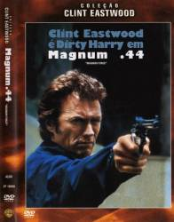 DVD MAGNUM 44 - 1973 - CLINT EASTWOOD