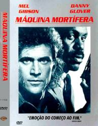 DVD MAQUINA MORTIFERA - O FILME