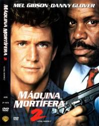 DVD MAQUINA MORTIFERA 2