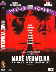 DVD MARE VERMELHA - GUERRA - 1995