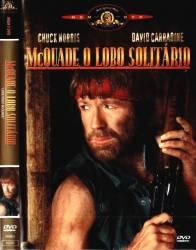 DVD McQUADE O LOBO SOLITARIO