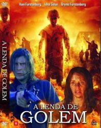 DVD A LENDA DE GOLEM