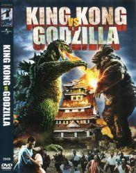 DVD KING KONG VS GODZILLA - 1962