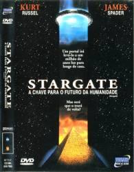 DVD STARGATE - A CHAVE PARA O FUTURO DA HUMANIDADE - DUBLADO