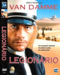 DVD LEGIONARIO - JEAN-CLAUDE VAN DAMME