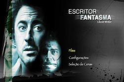 DVD ESCRITOR FANTASMA - ALAN CUMMING