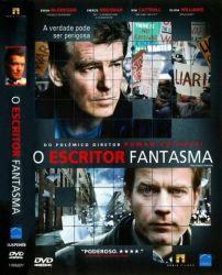 DVD O ESCRITOR FANTASMA - PIERCE BROSNAN