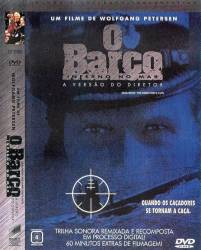 DVD O BARCO - INFERNO NO MAR
