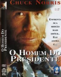 DVD O HOMEM DO PRESIDENTE - CHUCK NORRIS