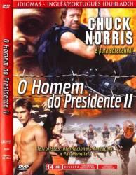 DVD O HOMEM DO PRESIDENTE 2 - CHUCK NORRIS