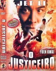 DVD O JUSTICEIRO - JET LI