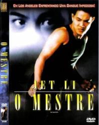 DVD O MESTRE - JET LI