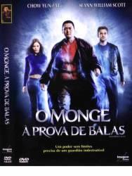 DVD O MONGE A PROVA DE BALAS