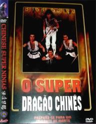 DVD O SUPER DRAGAO CHINES