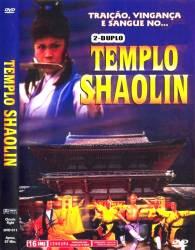 DVD O TEMPLO DE SHAOLIN - DUPLO - AUDIO MANDARIM - JET LI