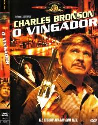 DVD O VINGADOR - CHARLES BRONSON