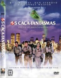 DVD OS CAÇA FANTASMAS - BILL MURRAY