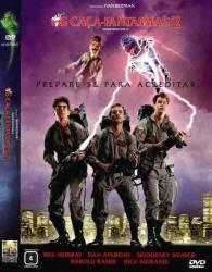 DVD OS CAÇA FANTASMAS 2