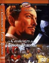 DVD OS CAVALEIROS DA TAVOLA REDONDA - DUBLADO - 1953