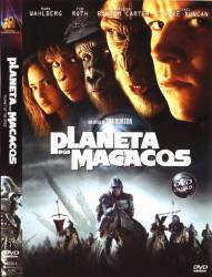 DVD PLANETA DOS MACACOS - 2001