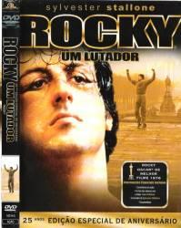 DVD ROCKY - UM LUTADOR